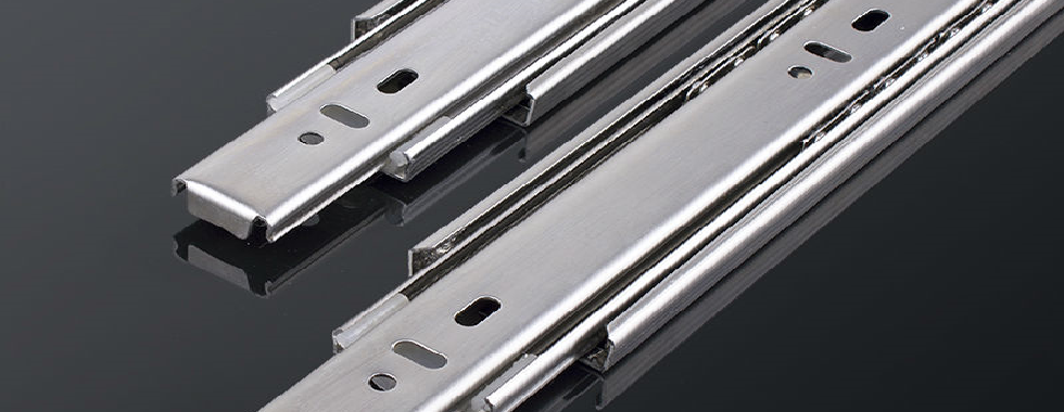 Telescopic Drawer Channels