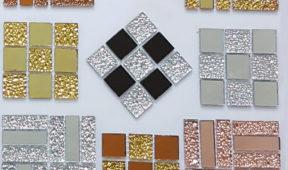 Dkor8 Glass Mosiac Tiles